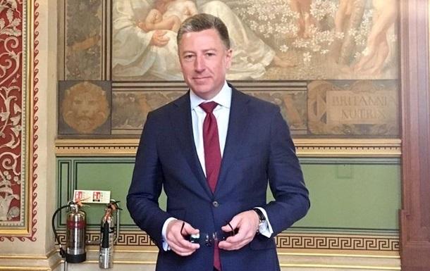Волкер допускає пом якшення санкцій проти Росії