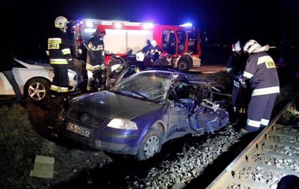 У Польщі в ДТП загинули четверо українців