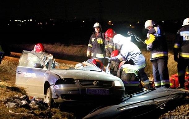 Аварія в Польщі: МЗС підтвердило загибель українців