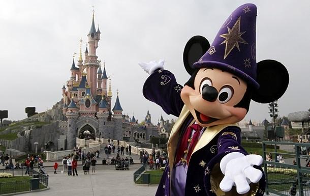 Walt Disney вкладе два мільярди євро в паризький Disneyland
