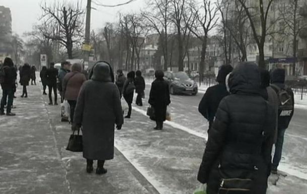У Черкасах через конфлікт із владою страйкували перевізники