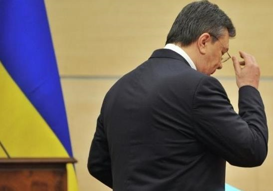 Кровавая клятва на Януковиче