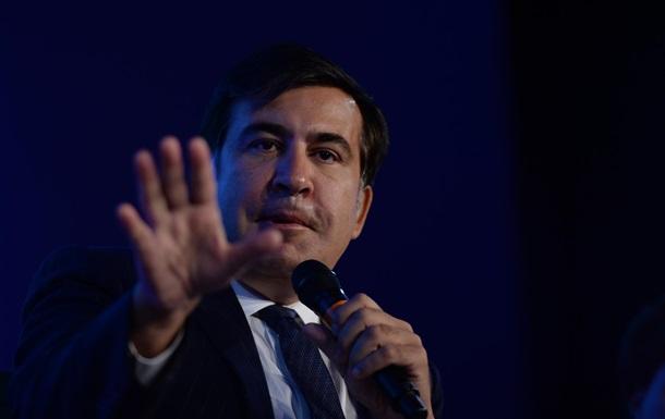 Порошенко считает выдворение Саакашвили законным