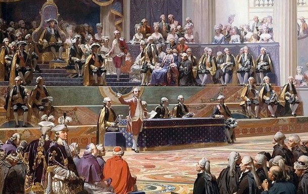 Изменение в Конституцию вносит только Конституционное собрание