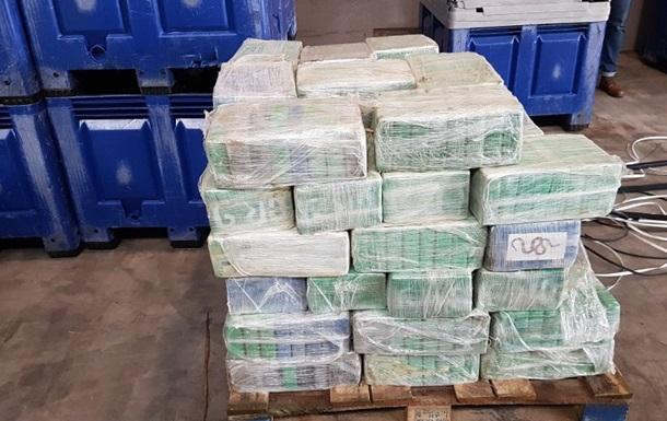 В порту Антверпена обнаружили 4,5 тонны кокаина