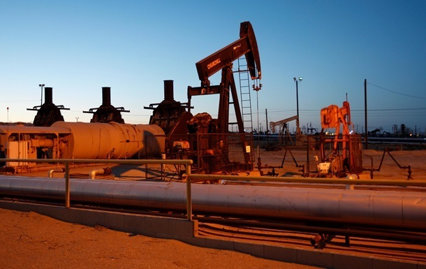 Ціни на нафту опустилися нижче за 65 доларів