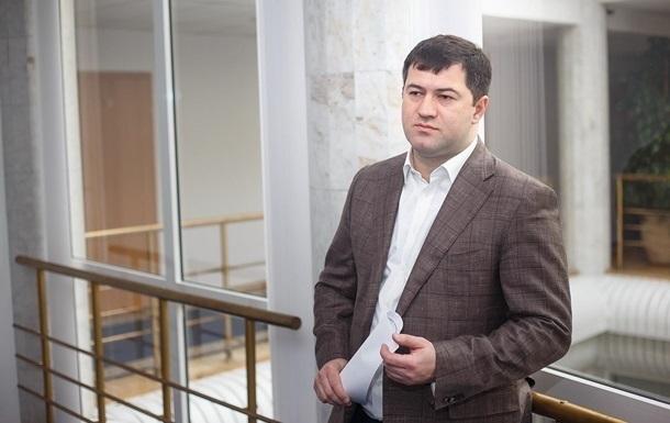 Насіров задекларував шість гривень доходів за рік