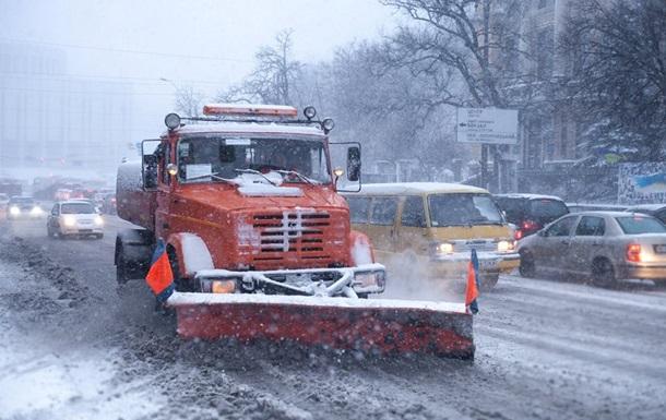 Кличко послал депутатов Киевсовета чистить снег