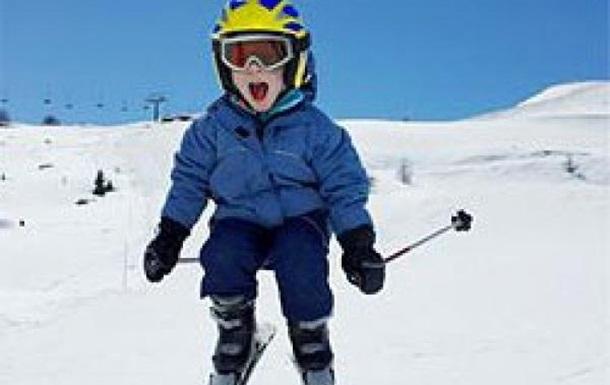 Как на лыжах