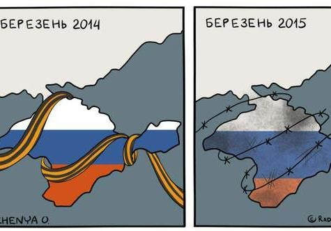 «Чемодан, вокзал, Россия»: мешканцям Криму не видають візи за російськими паспор