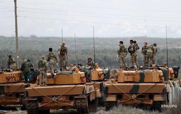 Турецкие военные несут потери в сирийском Африне