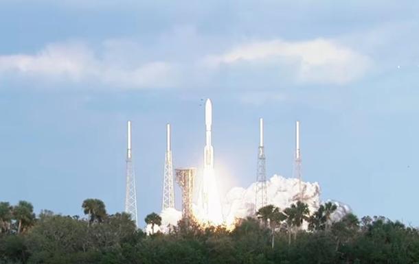 США запустили ракету-носій Atlas V з метеосупутником