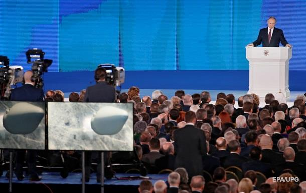 Итоги 01.03: Ракеты Путина, снег и нехватка газа