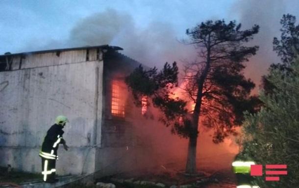 В Баку сгорел наркологический центр: 24 погибших