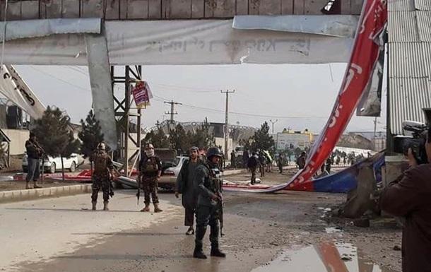 В Кабуле атаковали иностранный конвой, есть пострадавшие