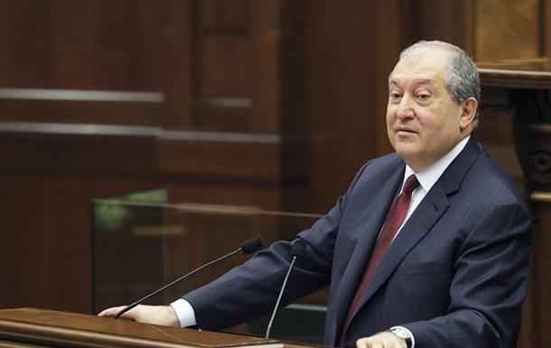 Парламент Вірменії обрав нового президента