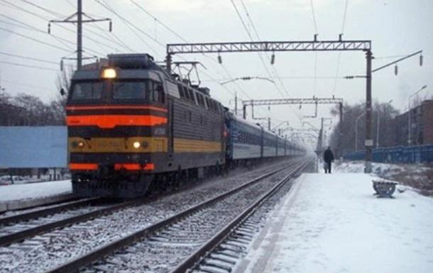 У Києві потяг на смерть збив афганця
