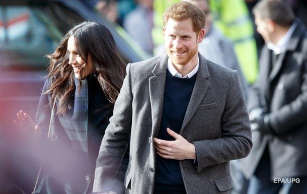На весілля принца Гаррі запросили майже три тисячі британців