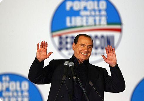 Выбор Италии:состоится ли ренессанс С. Берлускони?