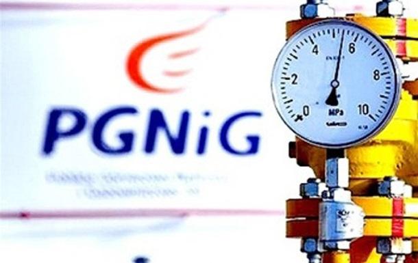 Польща почала термінові поставки газу в Україну