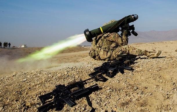 Убийца танков. США поставили Javelin Украине