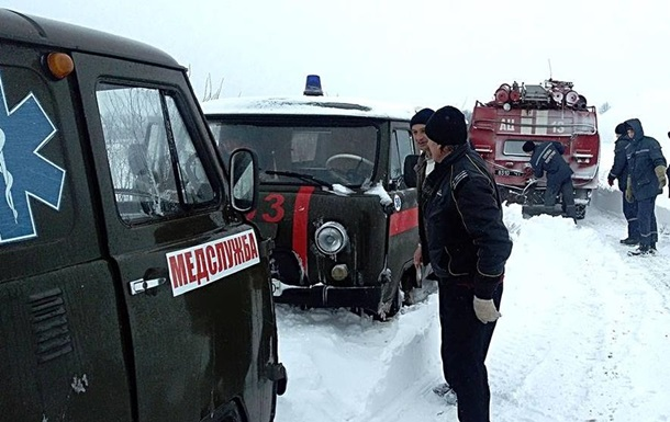 У Києві через ожеледицю травмувалося понад 100 осіб