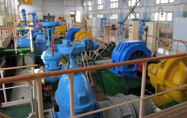 Донецька фільтрувальна станція відключилася