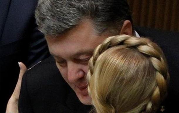 Тимошенко и Порошенко: в этот раз без соплей и слюней. Часть 2