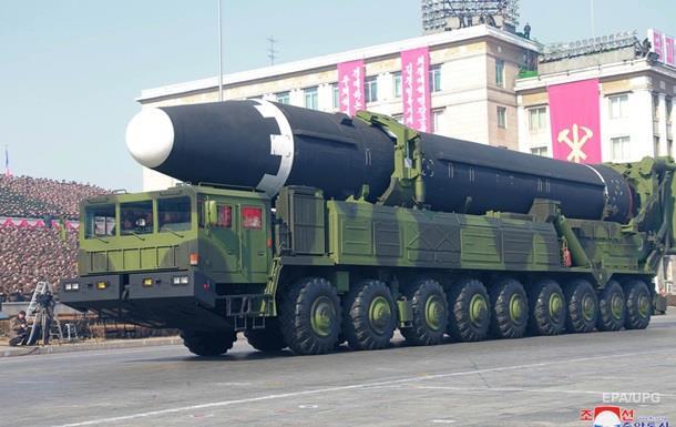 ЗМІ: Ракетна програма Північної Кореї поліпшується