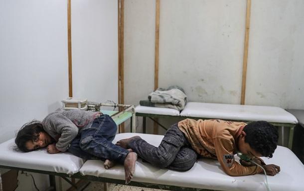 ООН: Обстрелы в Сирии – военные преступления