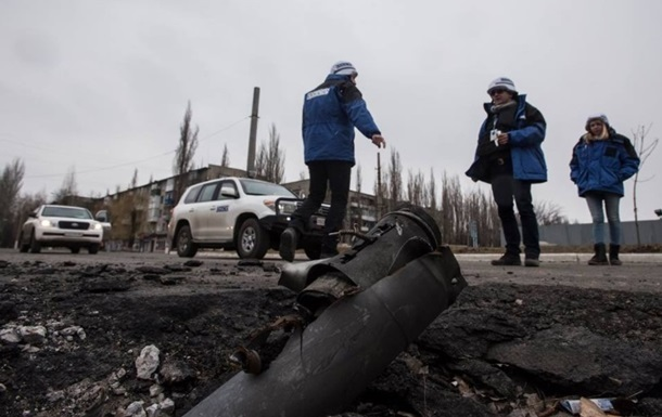 Сепаратисты не пустили ОБСЕ в село под Мариуполем