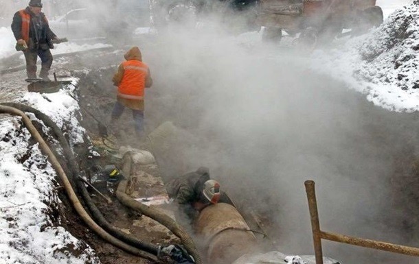 В Харькове возобновили теплоснабжение зданий