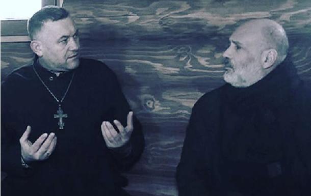 Олег Володарский: «Сповідь I. Священник, який живе на війні»