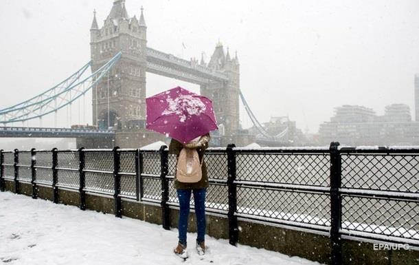 Звір зі Сходу. Через холоди Британія втрачає £1 млрд на добу