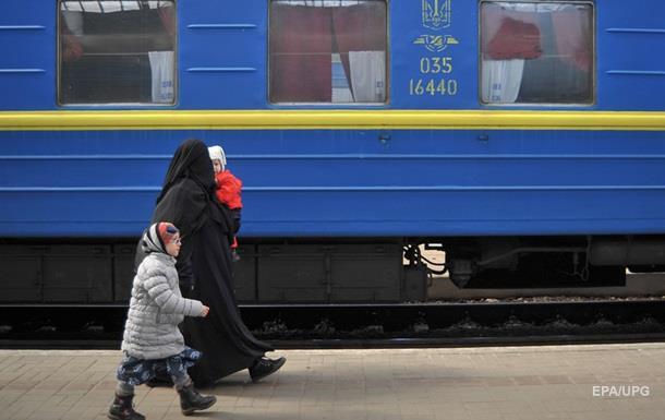 Укрзализныця назначила дополнительные поезда к 8 марта