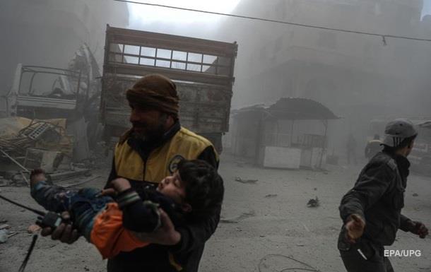 В сирийской Гуте погибли 600 человек - ООН