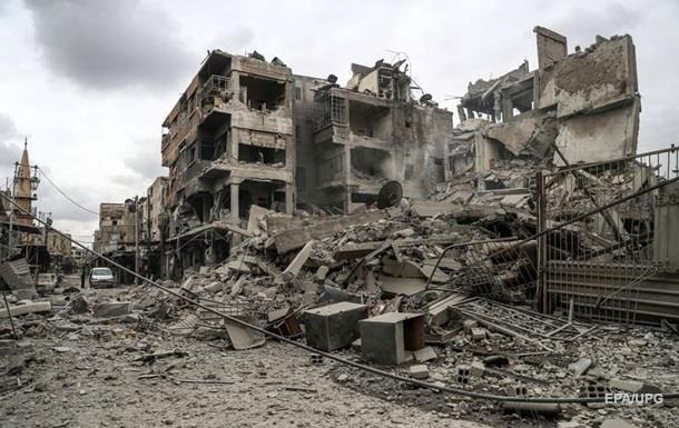 Войска Асада захватили четверть Восточной Гуты