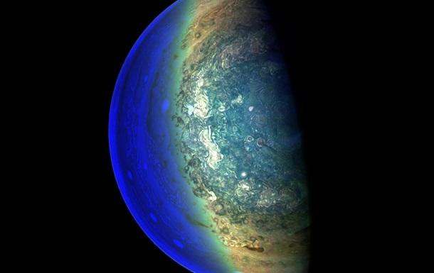 NASA показало вражаюче фото Юпітера