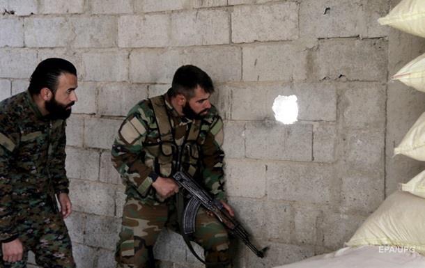 Асад продовжить наступ у Східній Гуті