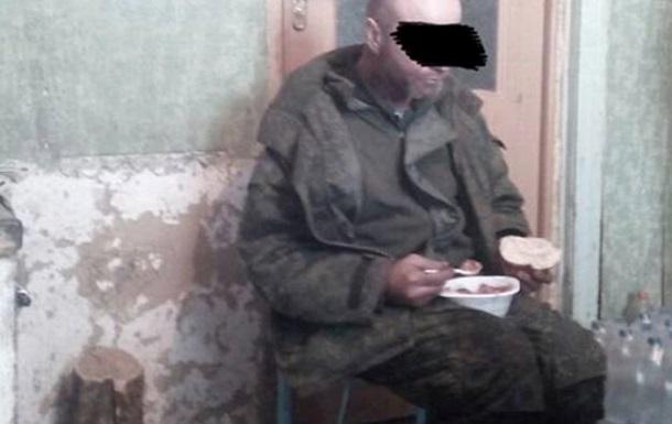 Военные заявили о задержании сепаратиста ДНР с российским паспортом