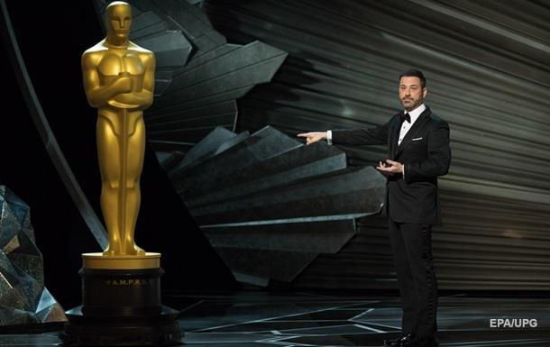 Оскар-2018: на вручении премии пошутили о Путине