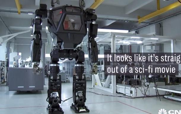 Гигантского робота обвинили в непригодности