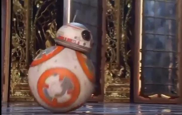 Дроид заговорил  на идише  в ходе вручения Оскара