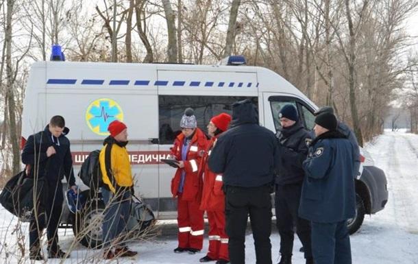 В Днепре мужчина утонул после ныряния в прорубь