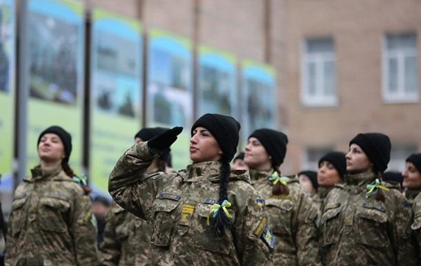 У Міноборони розповіли, скільки жінок служать на Донбасі