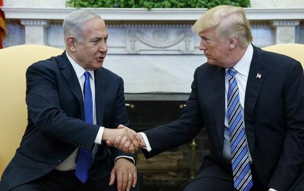 Трамп обдумує візит до Єрусалима на відкриття посольства США