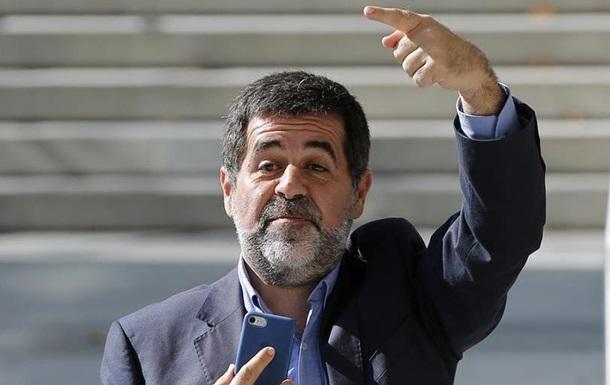 На посаду глави уряду Каталонії висунули арештованого Жорді Санчеса
