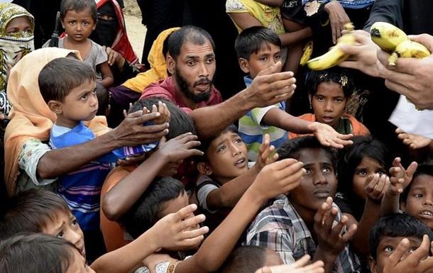 ООН: Етнічні чистки рохінджа у М янмі продовжуються