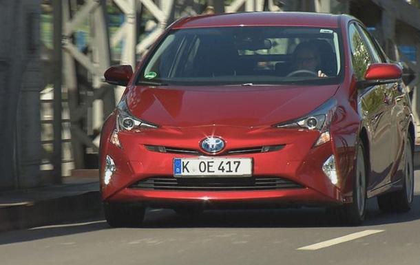 Toyota припинить продавати дизельні автомобілі в Європі