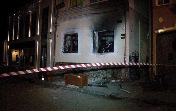Поджог Союза венгров переквалифицировали в теракт